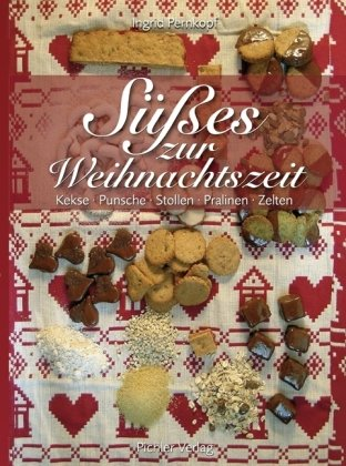 Suchen : Ses zur Weihnachtszeit: Kekse. Punsche. Stollen. Pralinen. Zelten